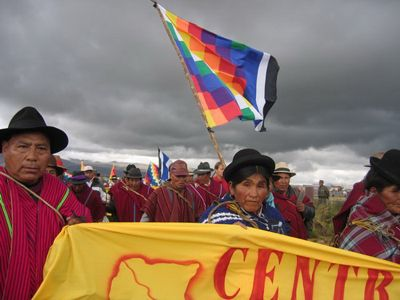 Bolivie_drapeau