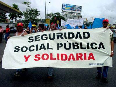 Quand le pétrole finance la révolution bolivarienne SECURITA_SOCIAL_PUBLICA_1