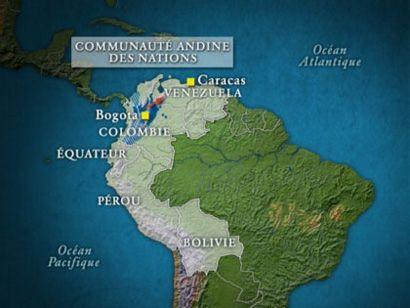 Communauté andine en crise : retrait du Venezuela annoncé Can