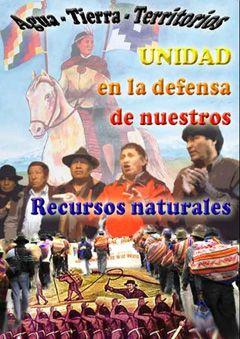 Les prochaines guerres auront pour enjeu les ressources ... Uni_pour_la_terre