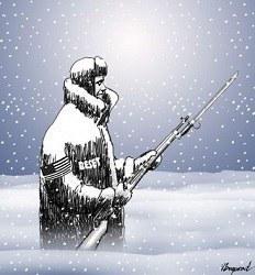 La guerre glaciale de Washington contre la Russie