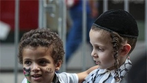 « Israël »… colonie européenne implantée en Palestine — Hadar Cohen.