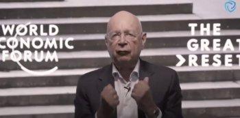 Klaus Schwab l'humaniste contre Klaus Schwab le terroriste — Joaquin FLORES