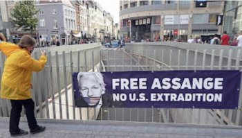 « Tant qu'il se comporte bien, il ne sera pas torturé » ou les garanties des États-Unis pour l'extradition de Julian Assange — Luk VERVAET