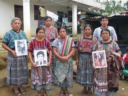 rencontres guatémaltèques