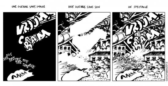 guerre-spectacle
