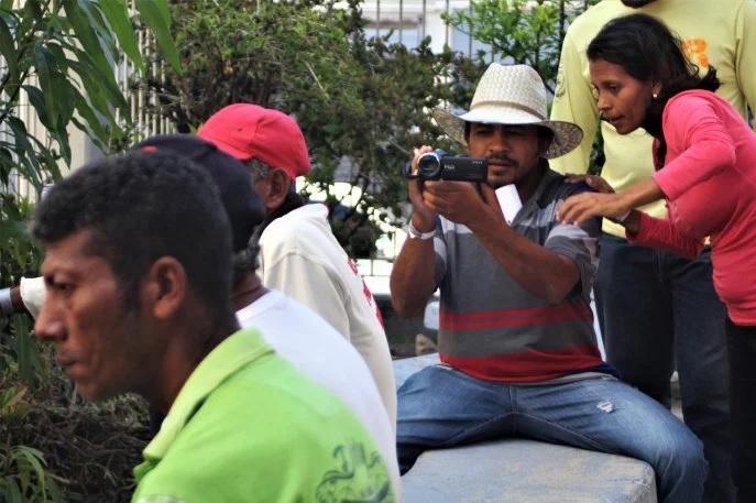couple à la recherche de l homme au venezuela