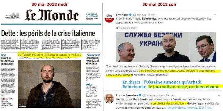 Médias, Télévision d'Etat, Propaganda Staffel - Page 10 Le_monde_arkadi_babtchenko-ca697