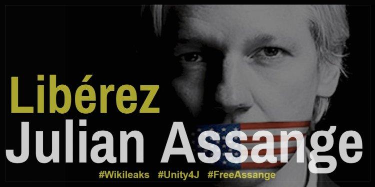 """Résultat de recherche d'images pour """"libération de julian assange"""""""